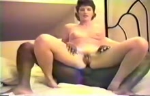 Cuckold wife with black cock