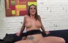 Brooklyn Chase cuckold with Charlie Mac