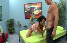 Lexi Ward hot cuckold wife gets fucked